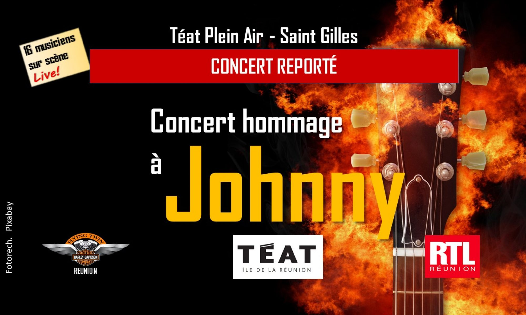 Hommage Johnny